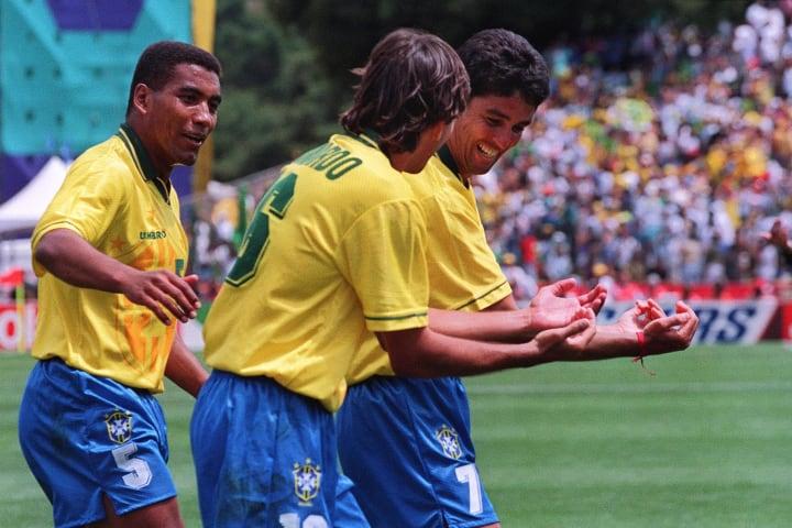 Leonardo, Mauro Silva, Bebeto