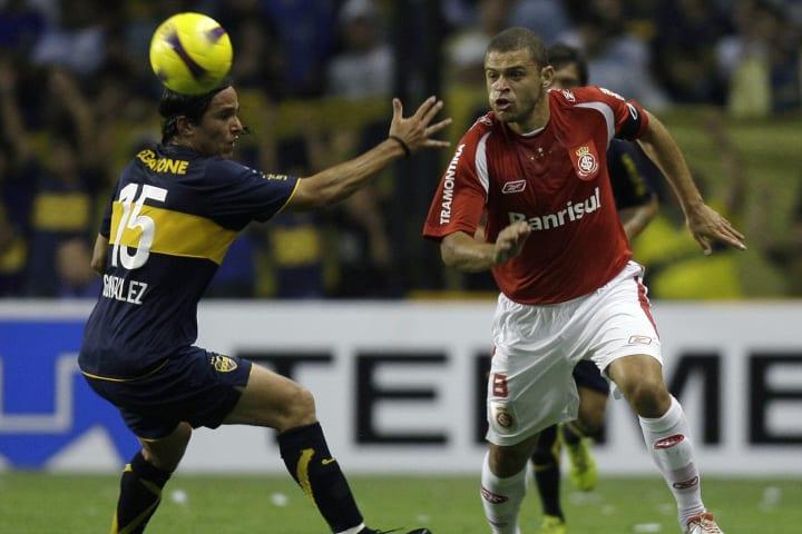 Internacional Boca Juniors Sul-Americana 2008