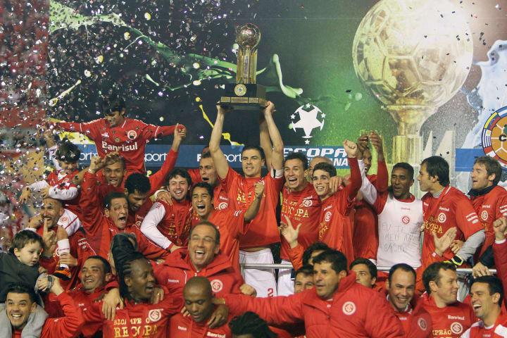 Recopa Sul-Americana Decisão Palmeiras Defensa y Justicia Internacional Independiente 2011