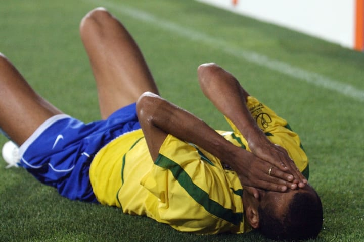 A bit of gamesmanship went a long way for Rivaldo in 2002