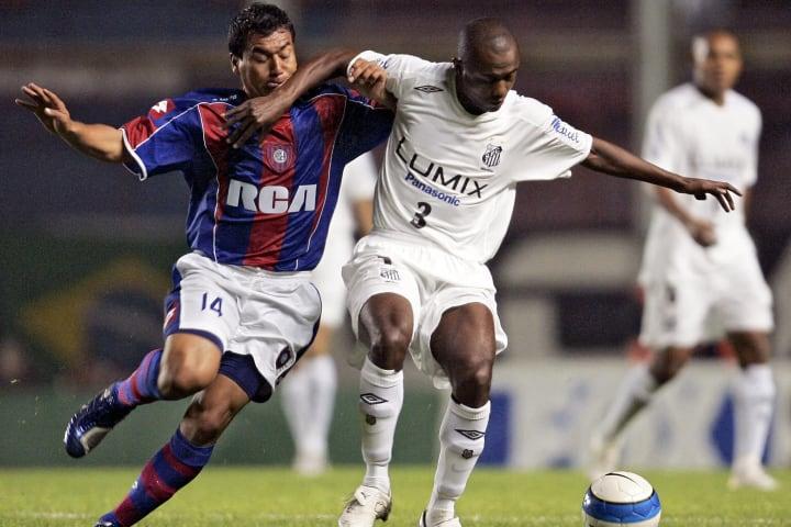 Santos San Lorenzo Sul-Americana Libertadores