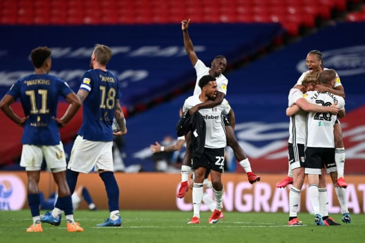 Brentford endured the heartbreak of a play-off final defeat to Fulham last year