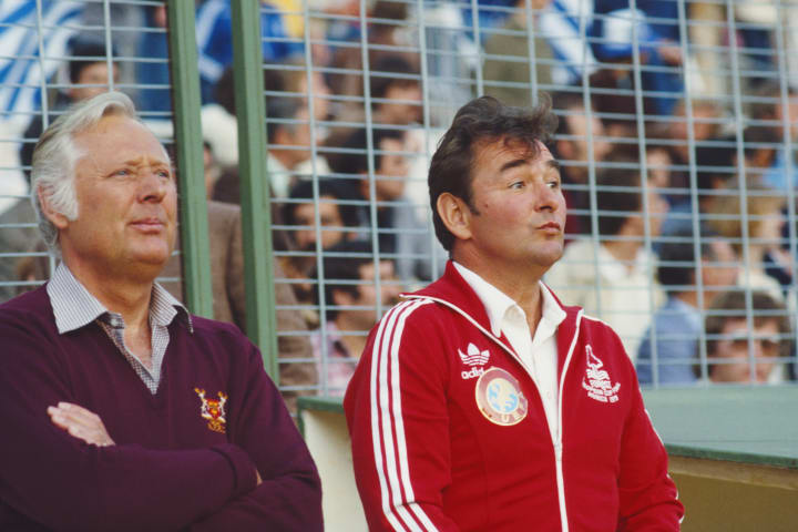 Brian Clough, Peter Taylor