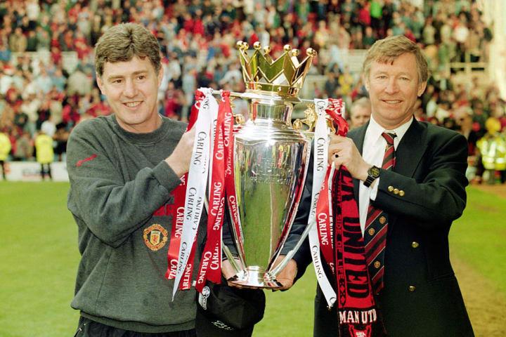Brian Kidd, Alex Ferguson