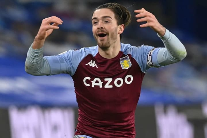 Jack Grealish has been instrumental in Villa's solid campaign