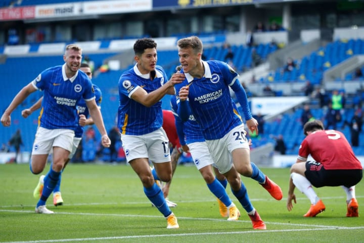Solly March, Steven Alzate