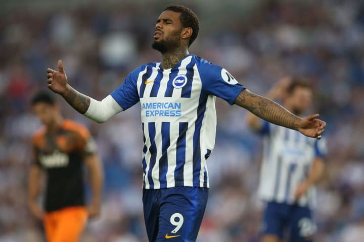 Jurgen Locadia is one of several, pricey forwards who have not made the grade on the south coast