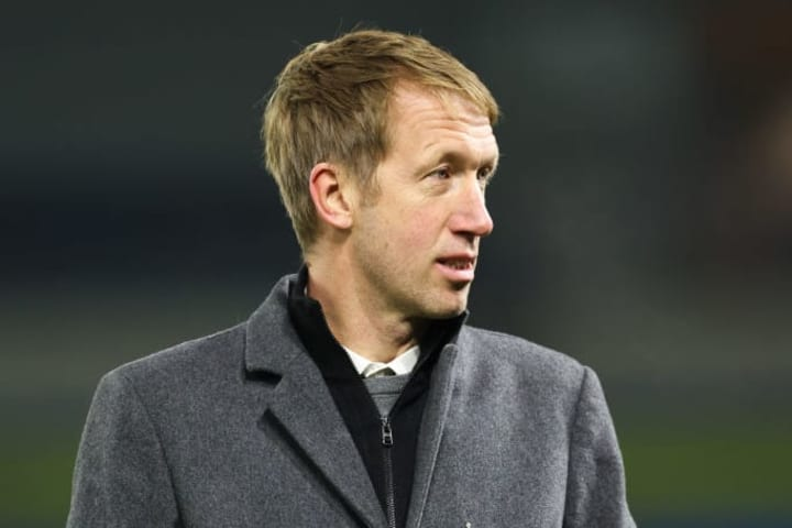 Graham Potter started his managerial career with Ostersunds