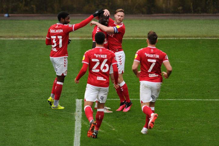 Bristol City got back to winning ways in the league