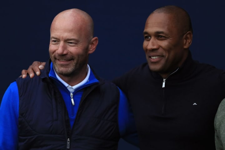 Shearer and Ferdinand formed one of the most formidable partnerships ever seen in the Premier League