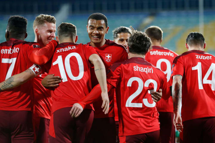 Switzerland are regulars at major tournaments