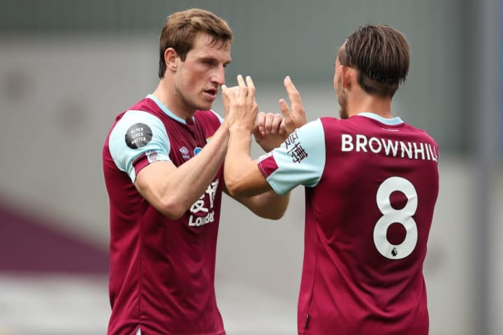 Burnley finished in a strong mid-table position