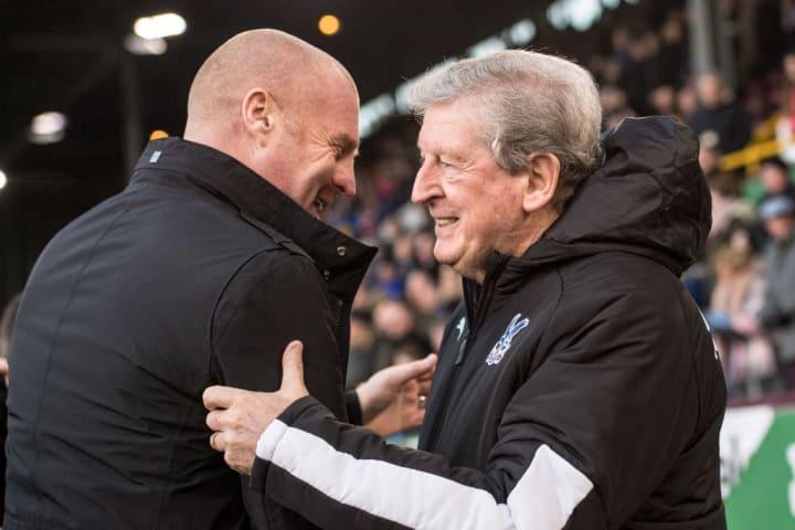 Sean Dyche, Roy Hodgson