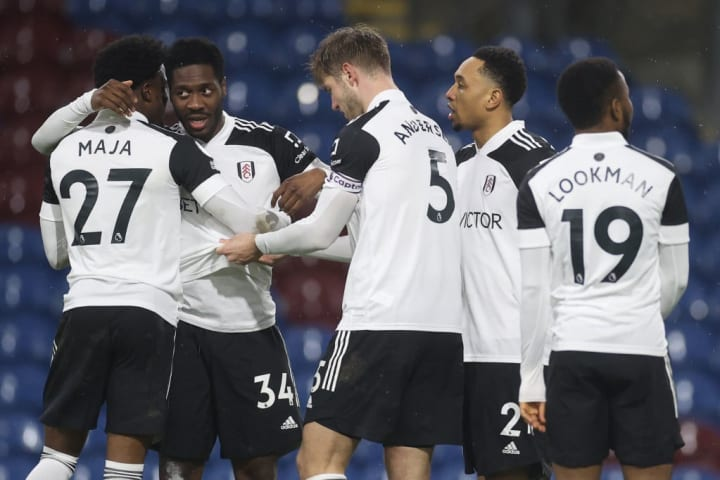 In-form Fulham are heading in the right direction