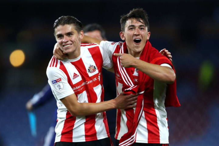 League One Sunderland shocked Burnley to reach the Carabao Cup third round