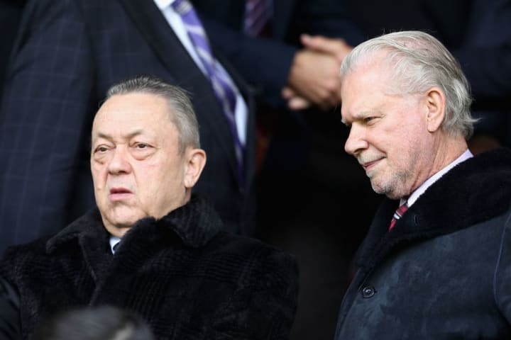 David Sullivan and David Gold will offer Moyes a three-year deal