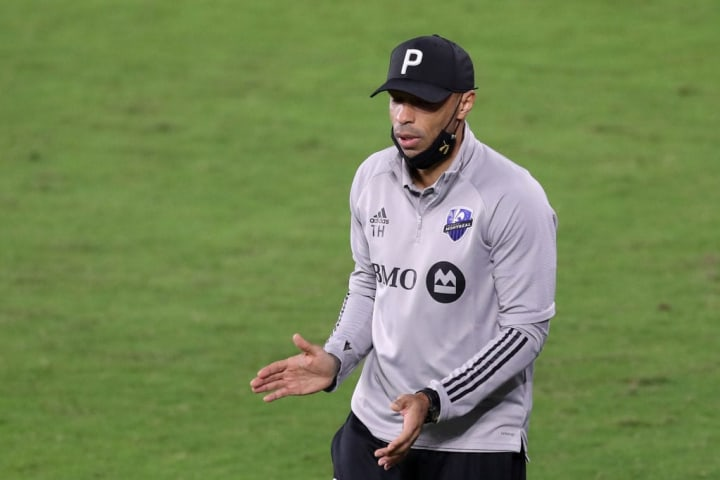 Henry is now manager at Montreal