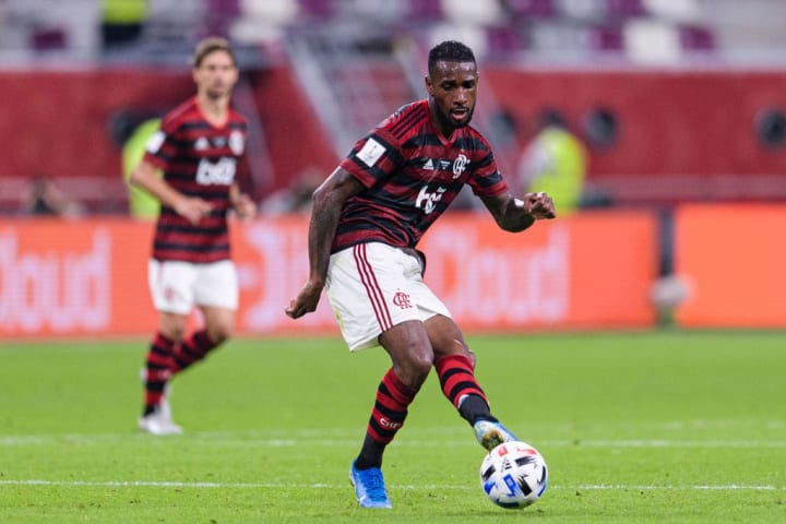 Gerson has excelled since his move back to Brazil