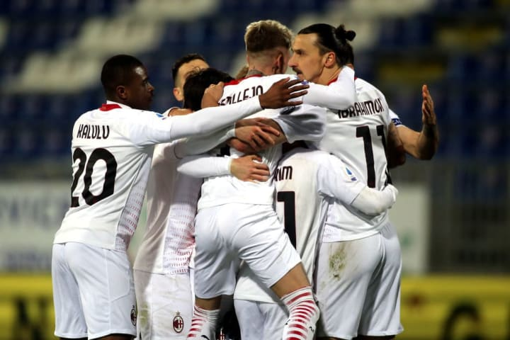 Zlatan is an experienced head among a youthful squad in search of silverware