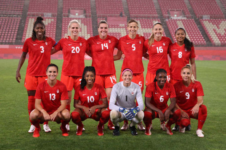 Canada won bronze in both 2012 and 2016