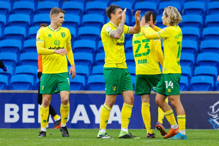 Norwich look hot favourites for the title