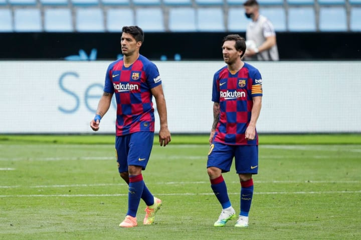 Luis Suárez and Lionel Messi have proven to be great teammates and even better friends