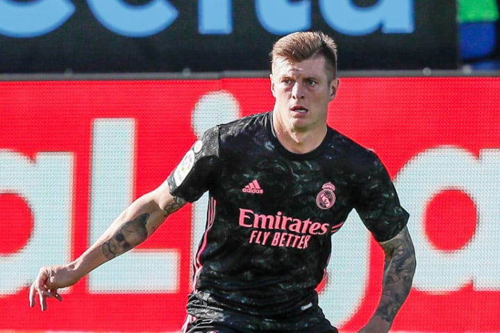 Toni Kroos has been ruled out of Germany's upcoming fixtures