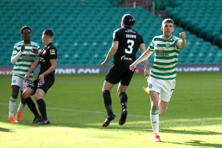 Christie's goals have been invaluable to Celtic's title tilts