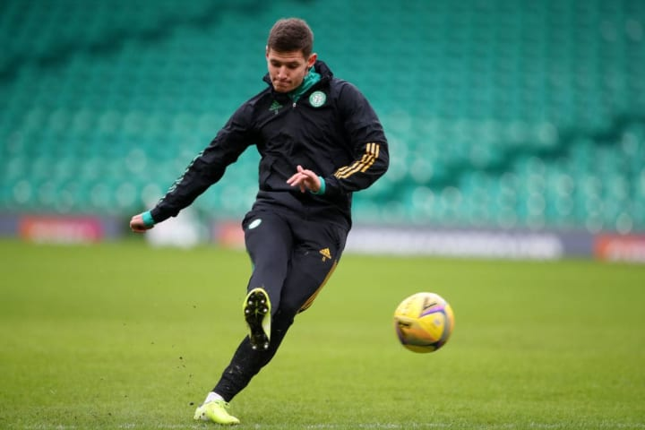 Klimala has scored three times for Celtic since £3.5m transfer in 2020