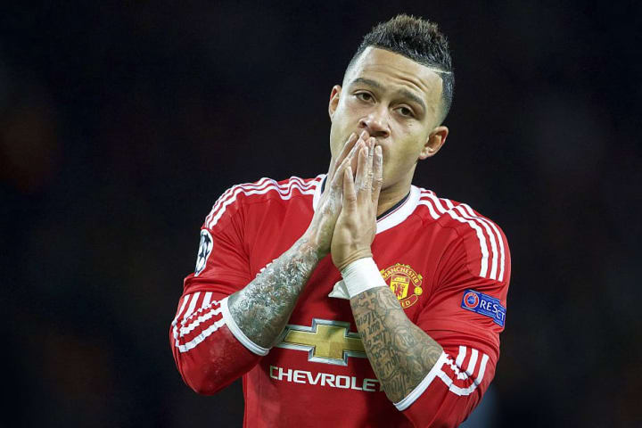 Memphis wants a second bite at the big time after Man Utd stint