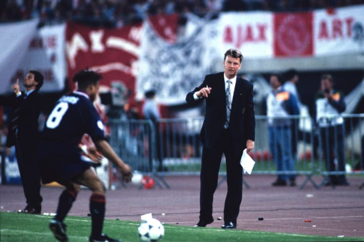Champions League - AC Milan,Ajax