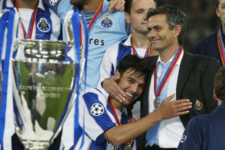Jose Dos Santos Mourinho, Nuno Valente