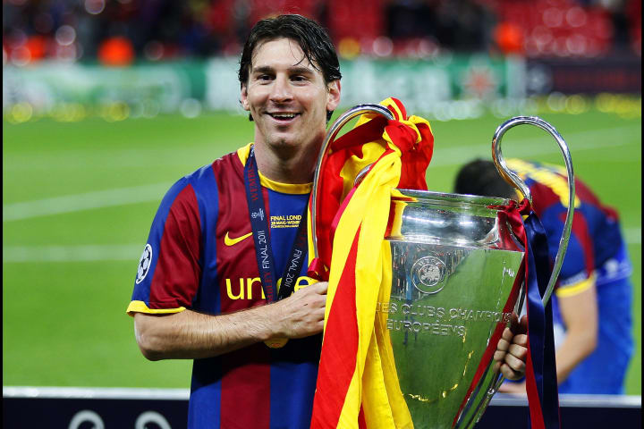 Champions League Final - FC Barcelona