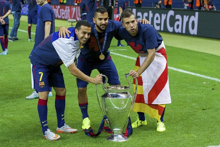 Why Barcelona Will Win The Champions League