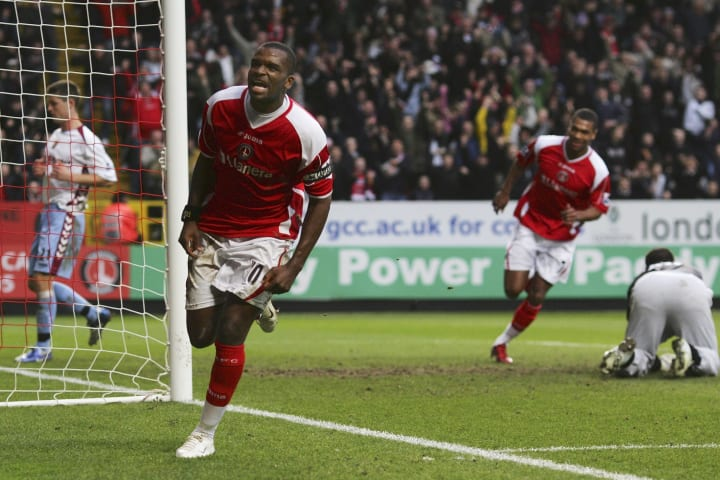 Darren Bent's goals weren't enough to prevent Charlton from finishing in 19th