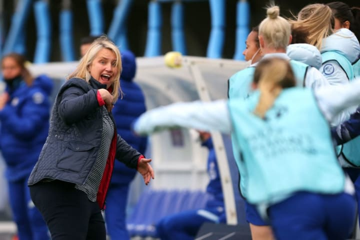 Emma Hayes' winning mentality is important for the next stage of women's football development