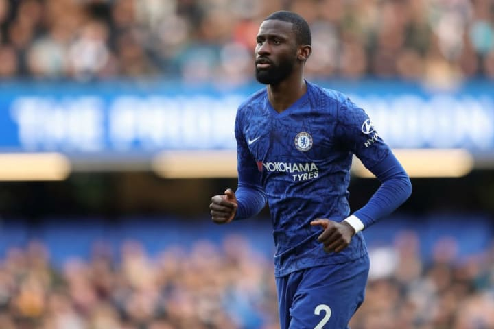 Antonio Rüdiger has not been very good this season