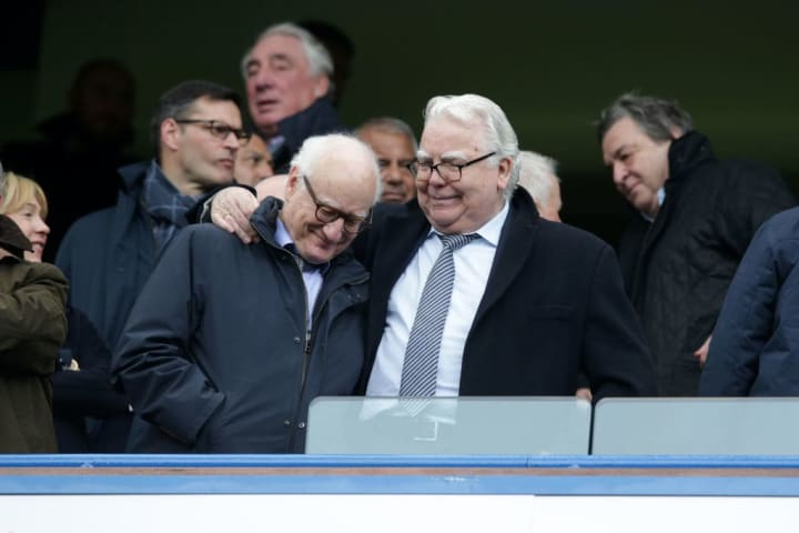 Bruce Buck, Bill Kenwright