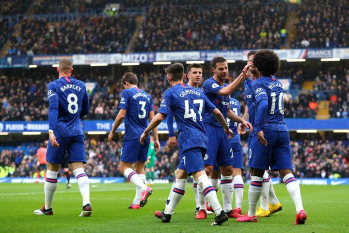 Chelsea were back to their best before lockdown