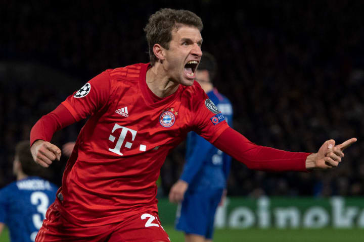 Muller has peaked for a second time at the highest level