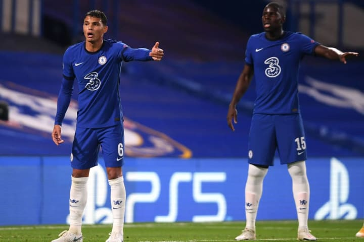 Silva and Zouma have been excellent so far this season