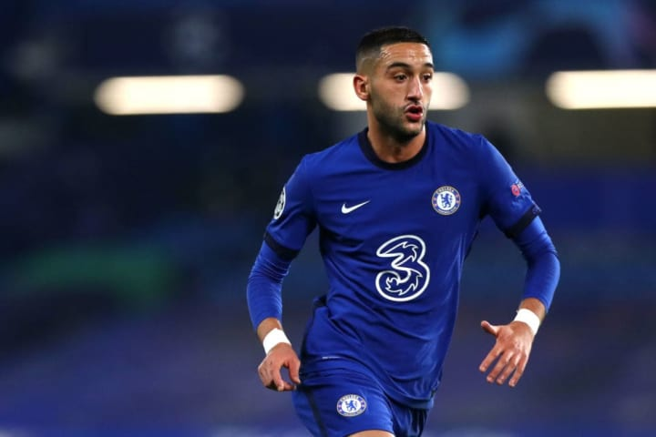 Sheffield United will be vary of the threat posed by Chelsea midfielder Hakim Ziyech