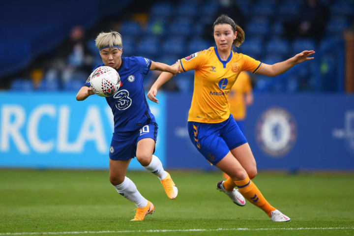 Everton want to compete with the big WSL clubs