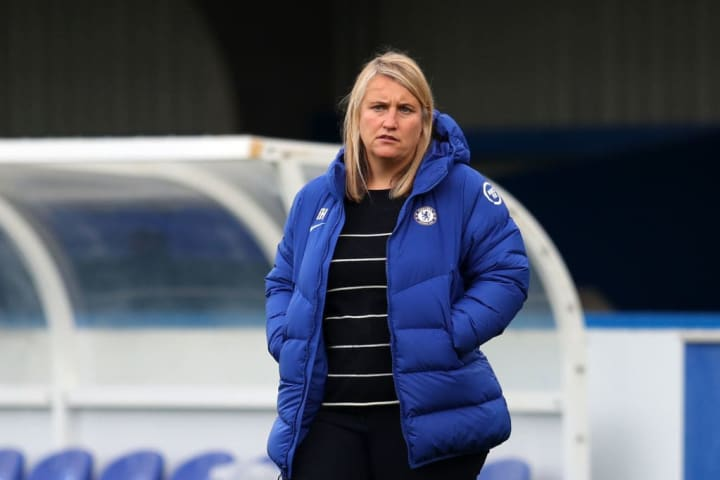 Hayes' Chelsea project is one of the most thorough in the WSL