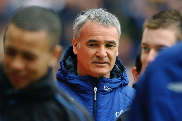 Ranieri was universally loved at Chelsea