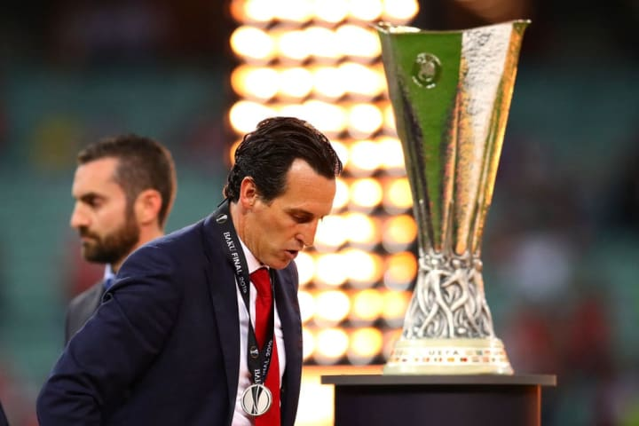 Unai Emery's stint in charge of Arsenal is best left forgotten