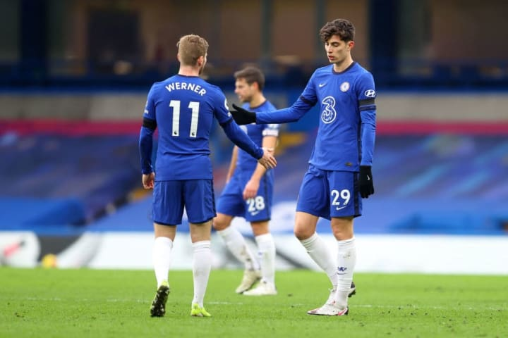 Chelsea invested heavily in German talent recently