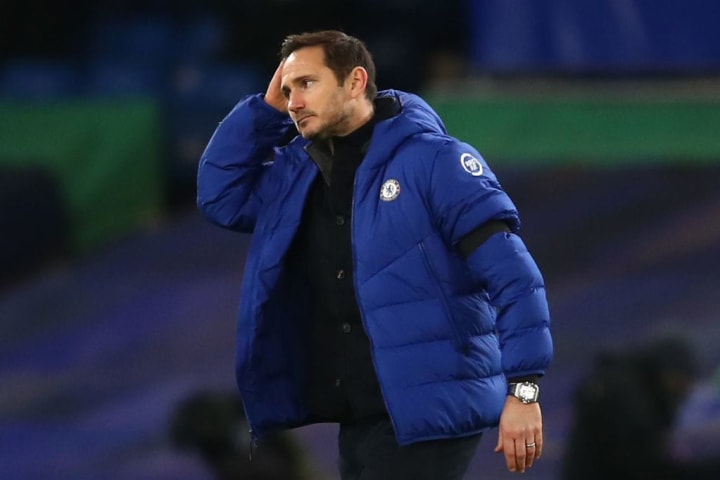 The writing was on the wall for Lampard after failing to get his big money signings firing
