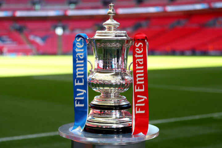 The FA Cup semi-final between Leicester and Southampton will also feature fans.