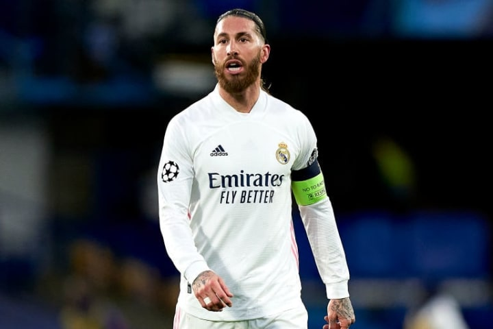Sergio Ramos is another new signing the club have made this summer